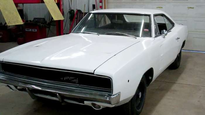 1968 Hell Cat Charger