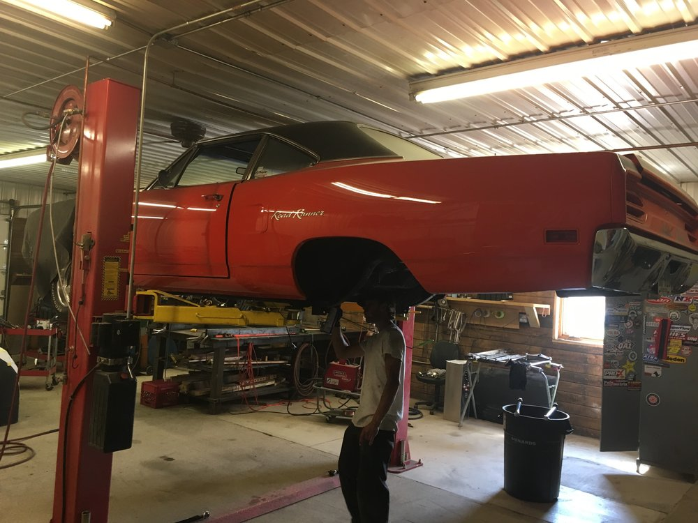 Hot Rod Factory Hot Rod Cars Shop - Muscle car repair