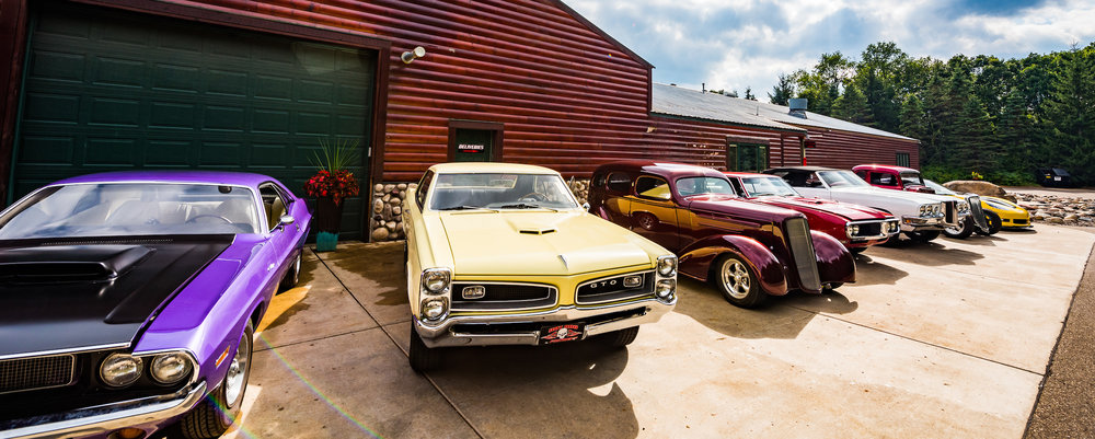Minnesota Hot Rod Factory Pontiac GTO