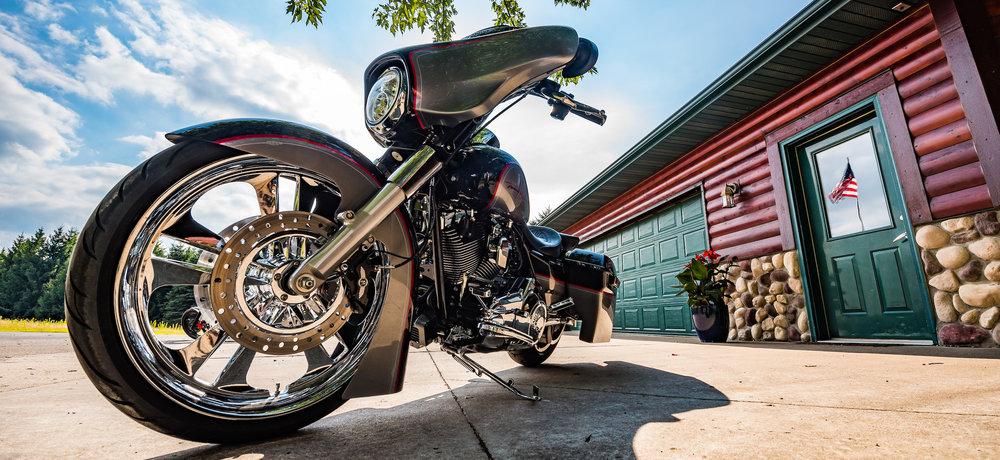 Minnesota Hot Rod Factory Motorcycle