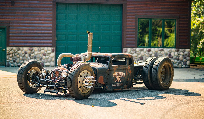 Tour: Rat Rod — Hot Rod Factory | Hot Rod Cars Shop