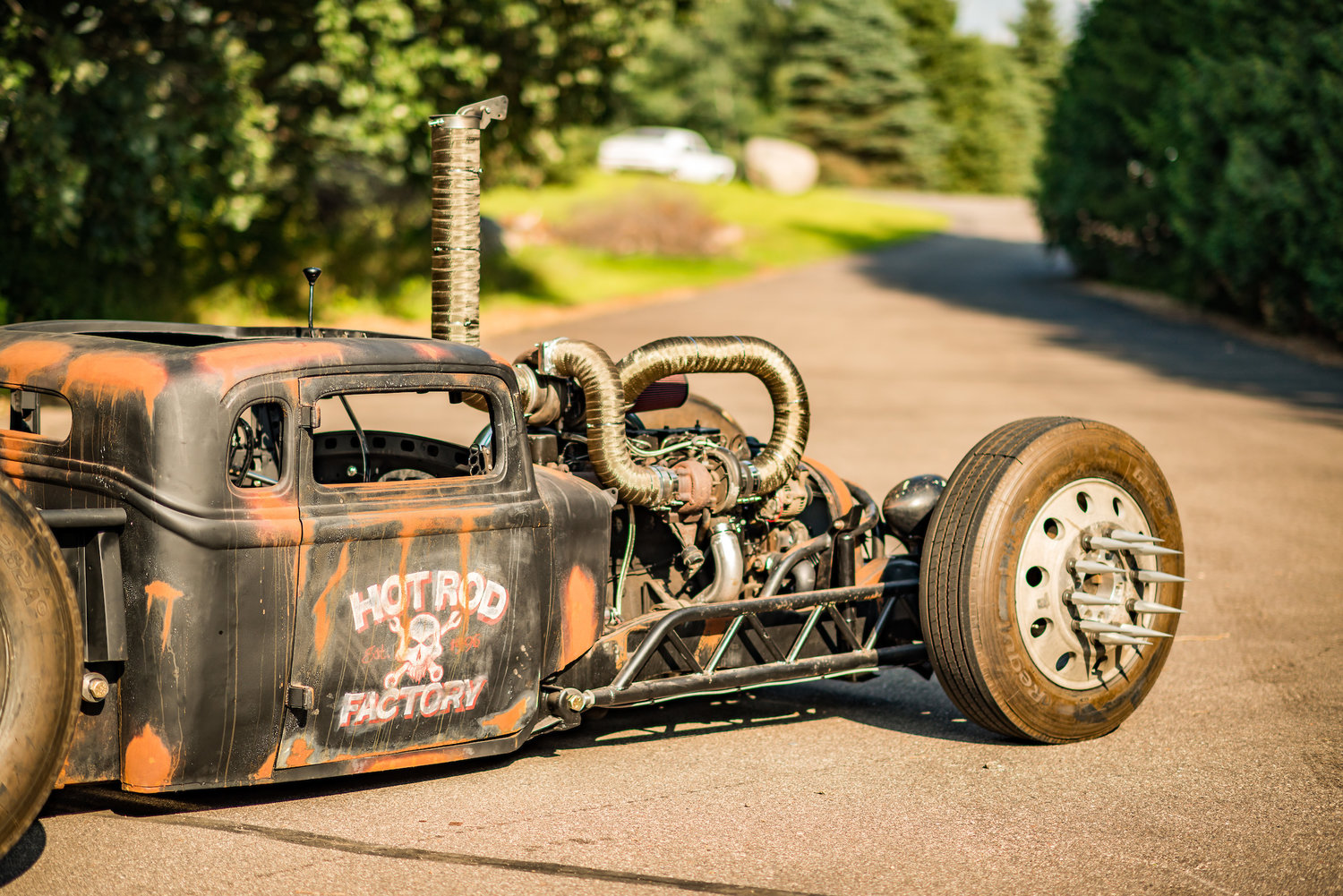 Tour: Rat Rod — Hot Rod Factory | Hot Rod Cars Shop