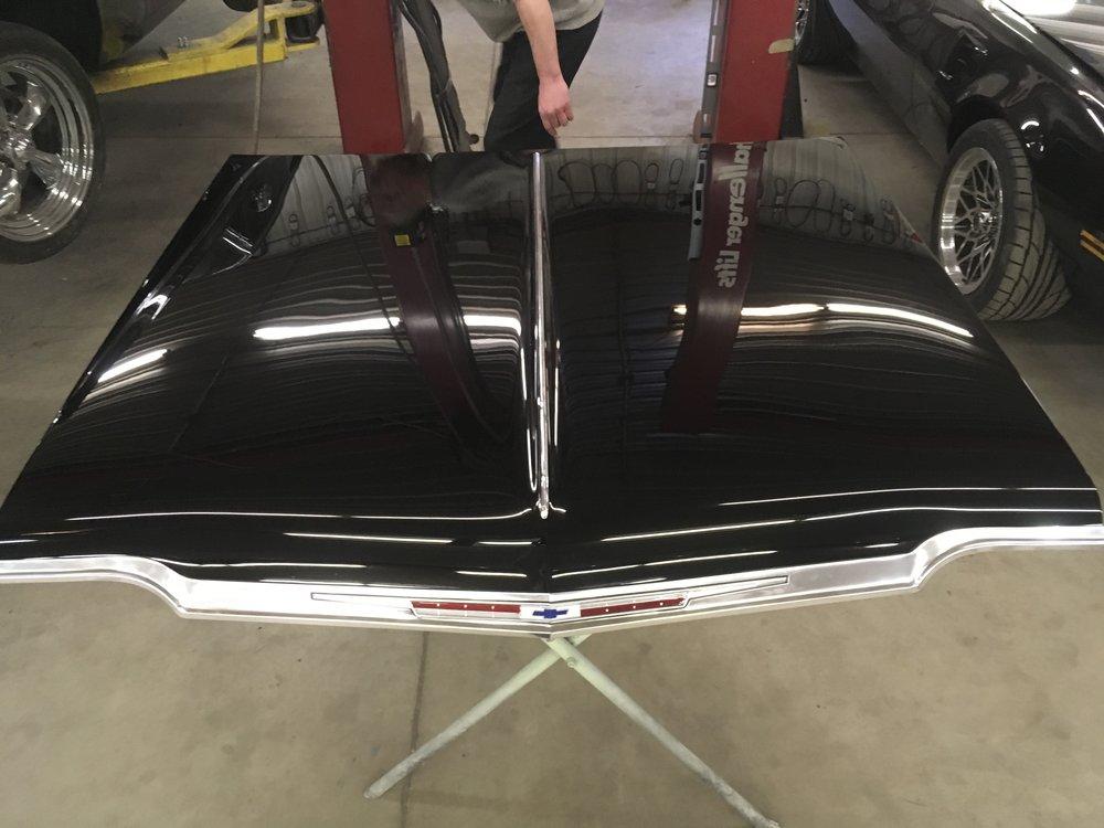 Hood 1964 Impala