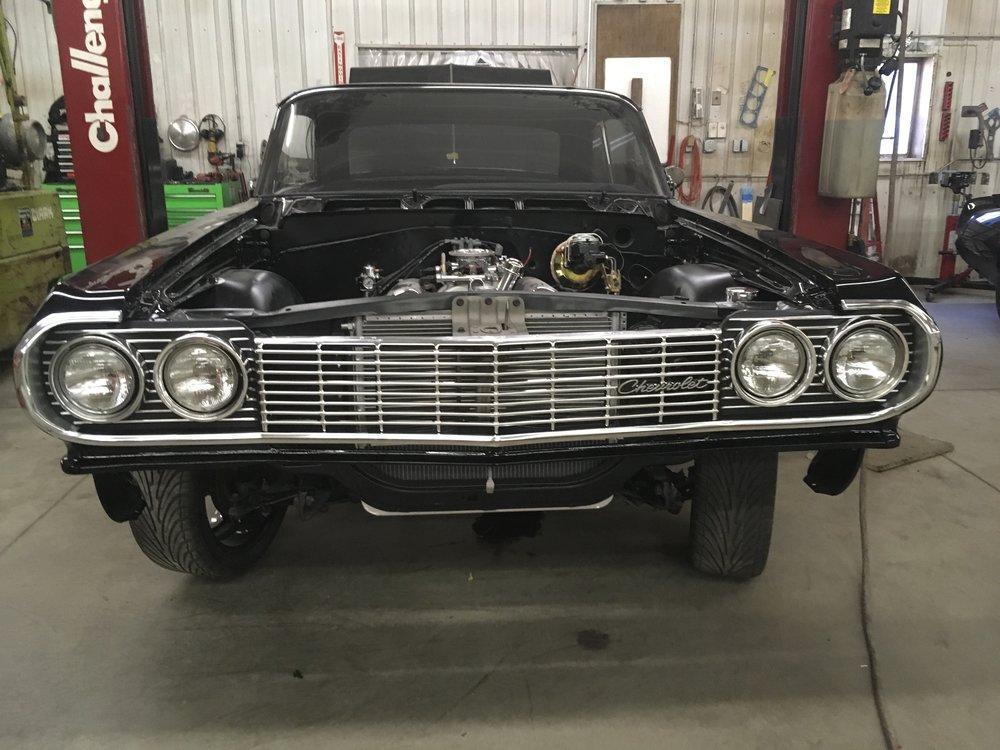 Front fender 64 Impala
