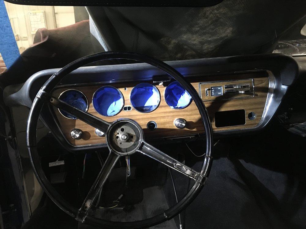 Dash 67 GTO