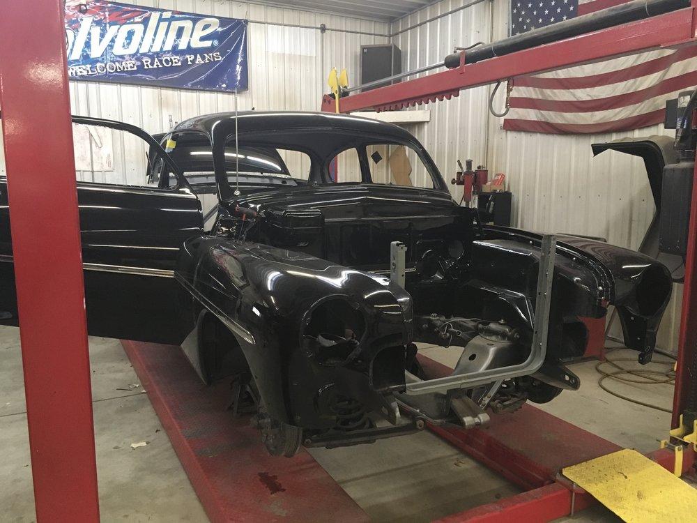 653 51 Mercury Scott Brady — Hot Rod Factory | Hot Rod Cars Shop