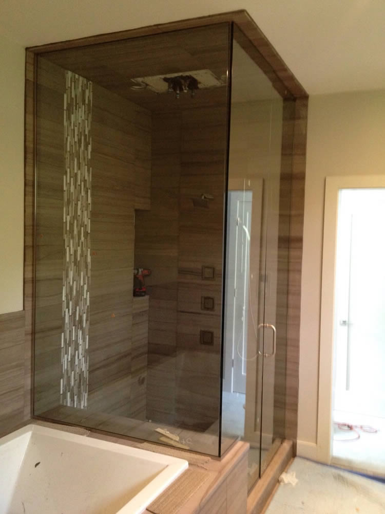 8 Reasons Your Bathroom Needs A Frameless Shower Door Anything