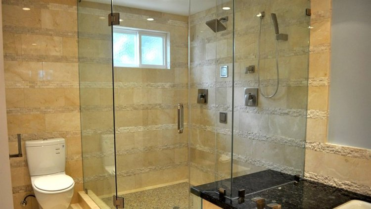 8 Reasons Your Bathroom Needs a Frameless Shower Door — Anything ...