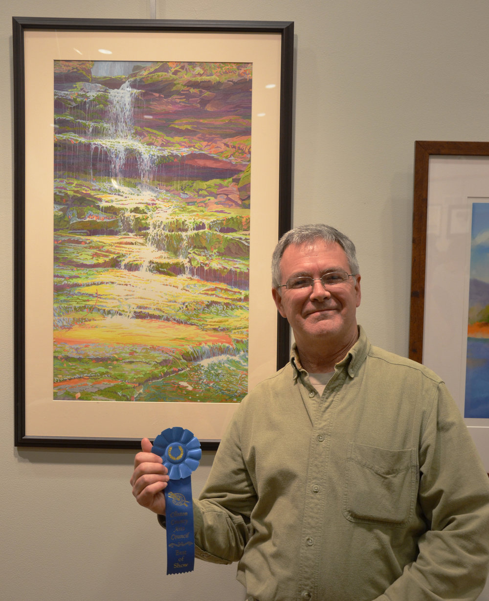 Best in Show - Layers by John C. Bierly