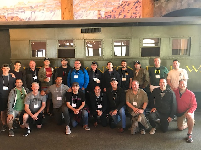 The Men's Retreat was an awesome weekend. Twenty six men from Illuminate chose to step up and ask God to grow them spiritually and as a community.