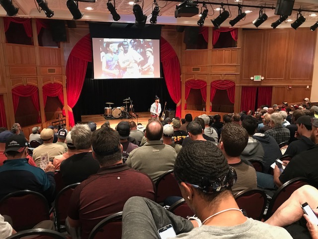 Over 400 men from across the Valley rallied together and spent a weekend hearing from God's Word.