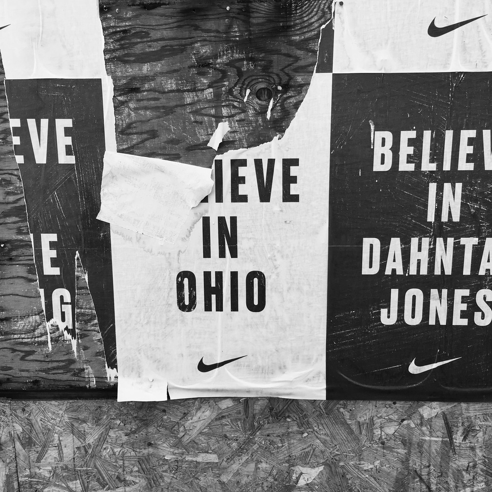 Believe in Ohio, believe in Dahntay.