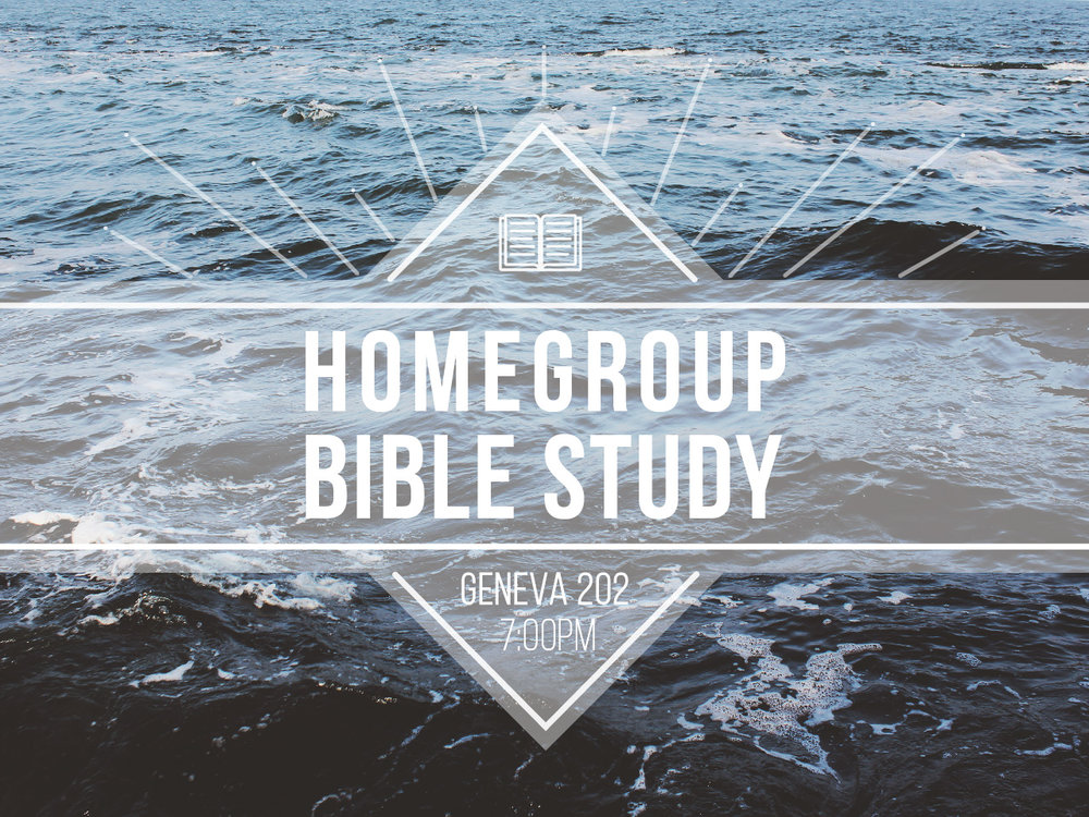 a2f5 HomeGROUP BIBLE STUDY: thursday (9/1) @ First Pres Church Geneva 202