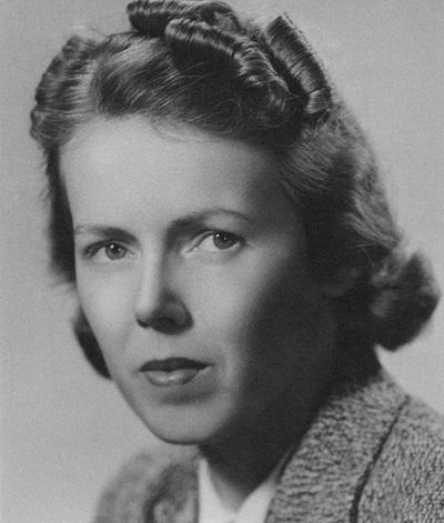 Helen Lundeberg  circa 1941