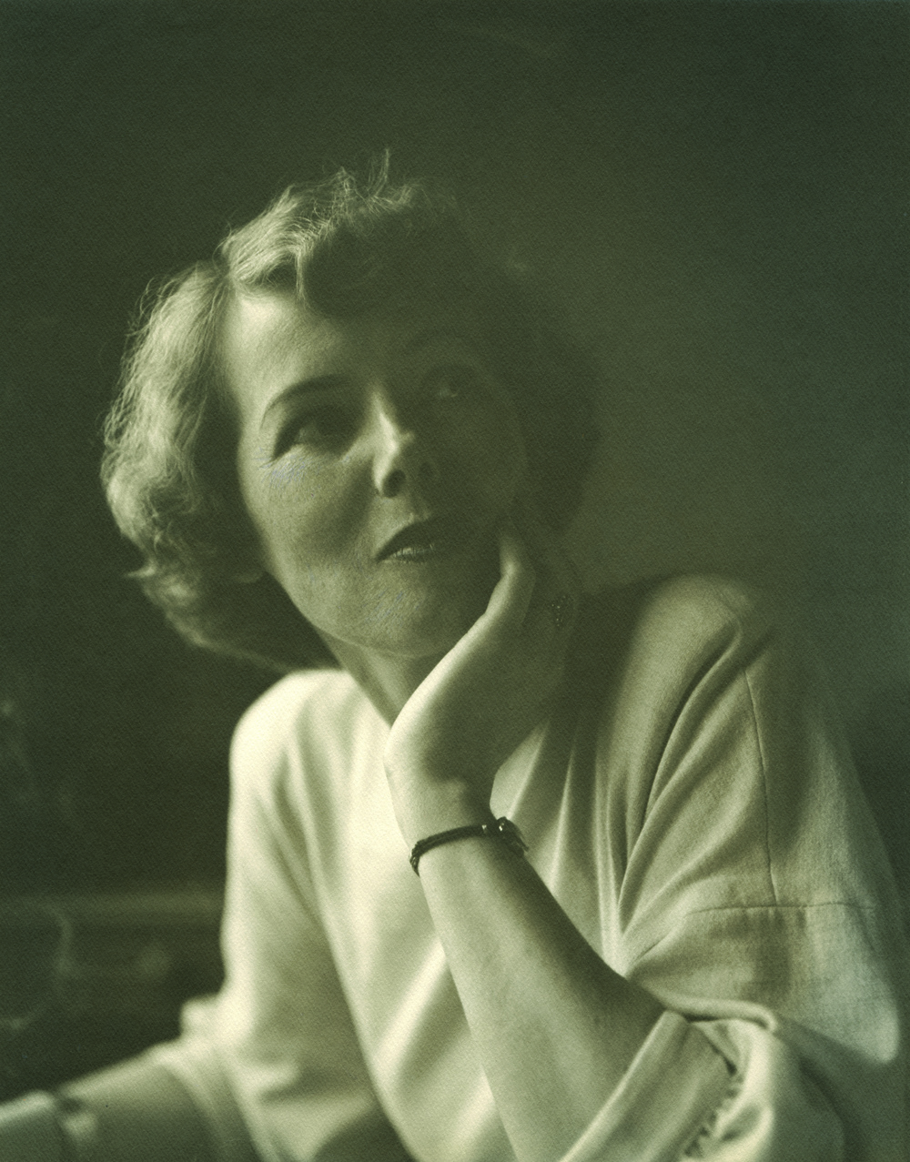 Helen Lundeberg  photo by Robert Bruce Inverarity