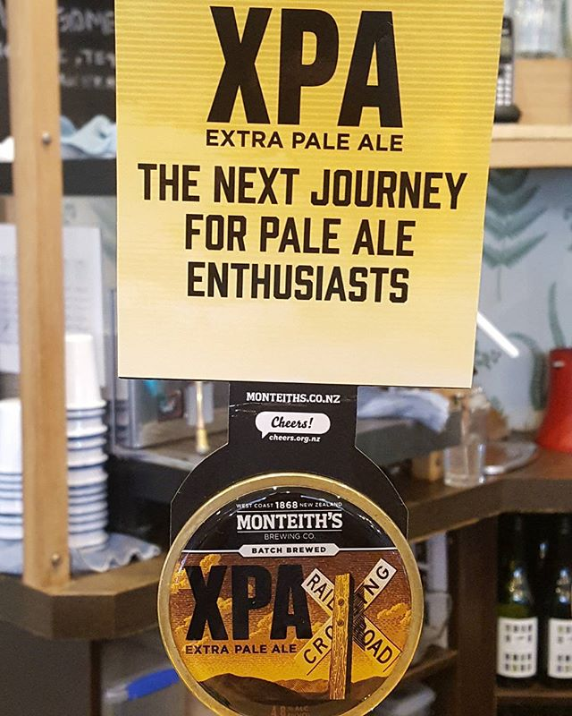 Try new extra PALE ale on tap  For all PALE ale lovers .