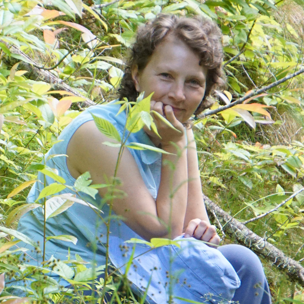 Nadine Mazzola Certified Forest Therapy Guide and Forest Bathing Instructor