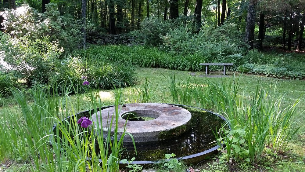 Virginia Thurston Healing Garden, Harvard, MA