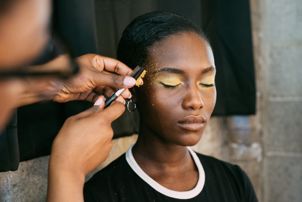 """Clean To Supreme II"" Beauty Editorial Makeup Class"