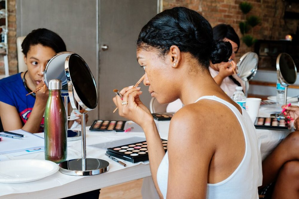 """Self-Care"" Makeup Class on August 4th, 2018"