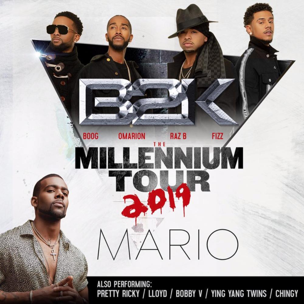 B2K The Millennium Tour