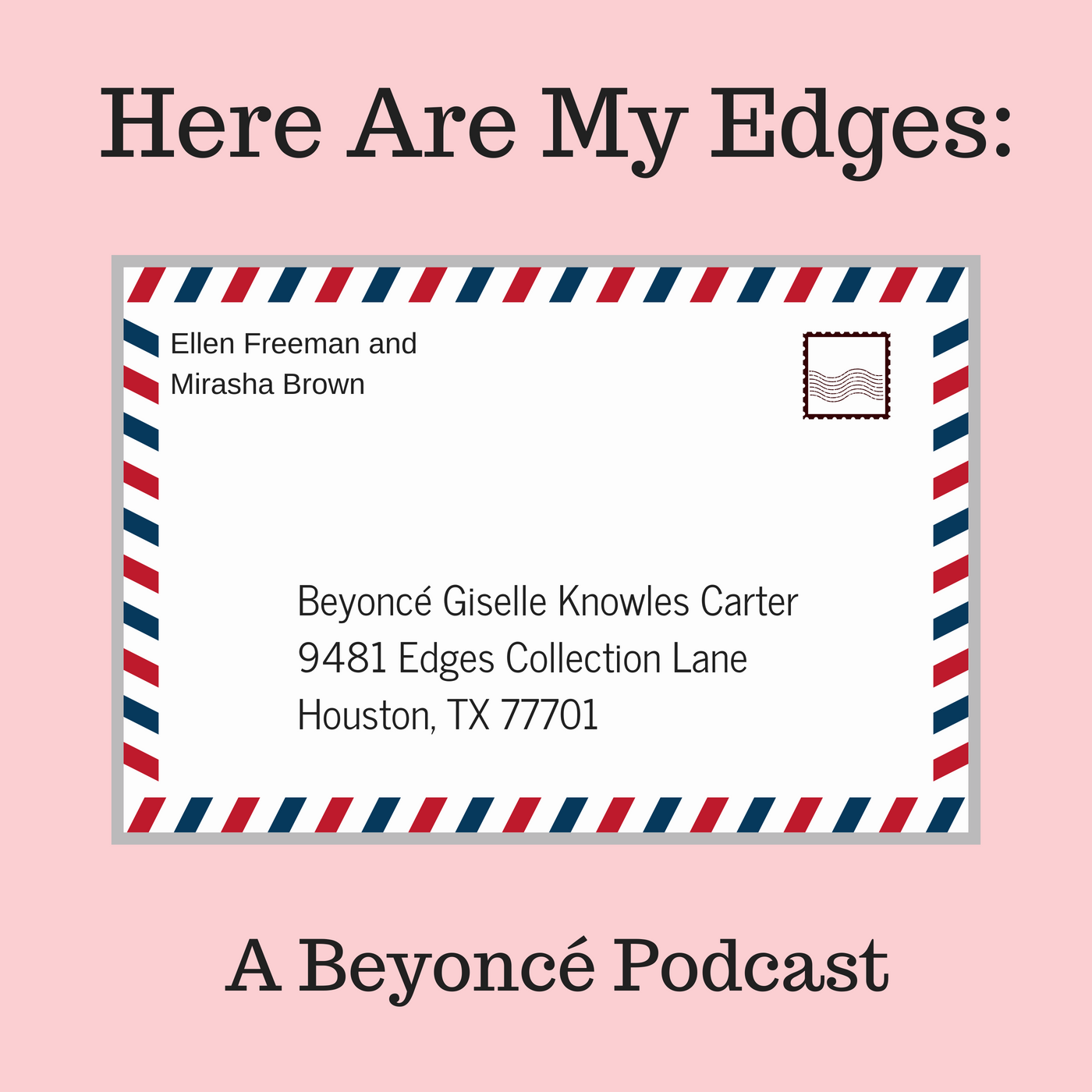 Here Are My Edges: A Beyonce Podcast | Listen Free on Castbox