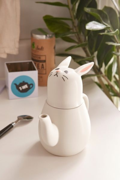 Rabbit Tea pot $50 @  Urban Outfitters