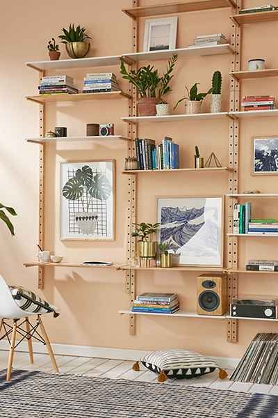Brisbane Wood Storage System @  Urban Outfitters  $159