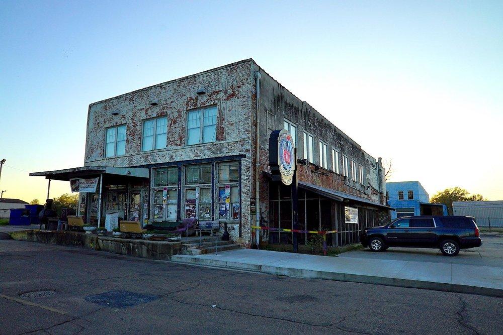 Ground Zero Blues Club, Clarksdale Mississippi USA.