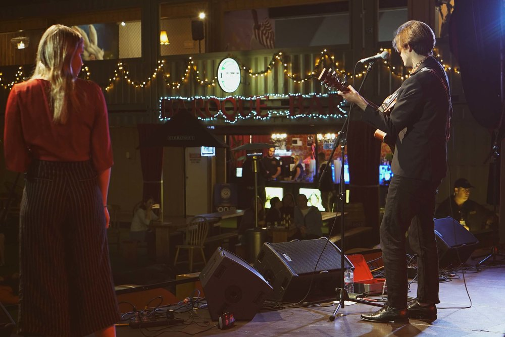 Angus Oastler and Emily Jane - Live at NightQuarter