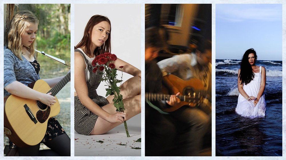 NightQuarter x SEED - Kaitlyn Martin, Hazel Mei, Cadence and Athena Joy