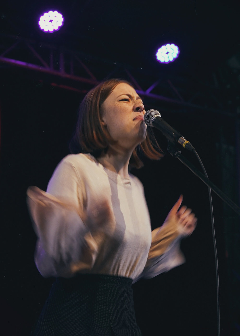 Hazel Mei at NightQuarter 2018