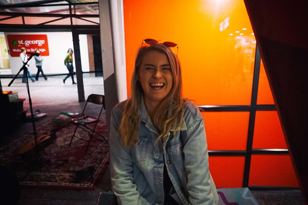 Emily Jane at City Sounds 2018