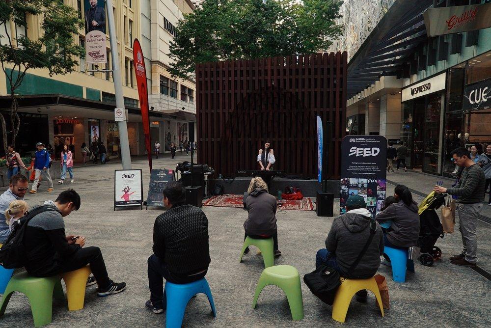 Athena Joy at City Sounds 2018