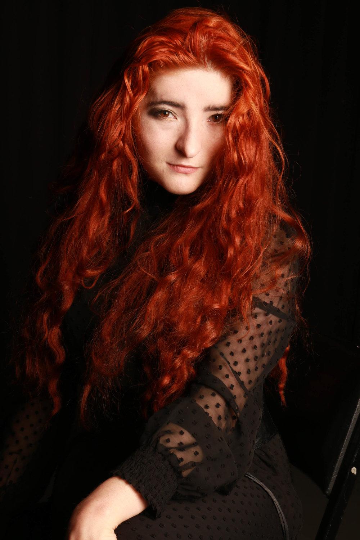 Gabrielle Kerr - Photo by Carmen Bai