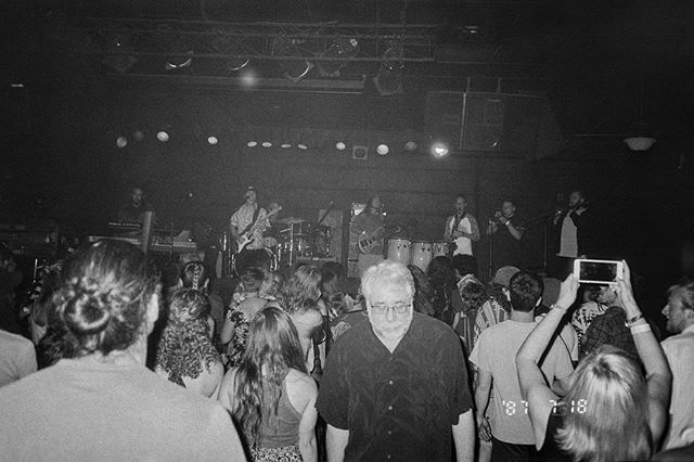 #fbf to playing @thehauntithaca along side @th3crucials 🙌  Hands down one of the best experiences we've had as a band. 🔲🔳 📸 @currenschwartz  #ithaca  #film #blackandwhite  #memories