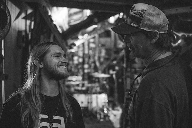 The face you make when your home town NYE show is just 8 days away!! Do you have you your tickets yet?! 🎫Link in bio @terrafermata  @bryceallynband  @brettstaska 📸 @currenschwartz  #newyearseve #2019 #stuart #hometown #terrafermata