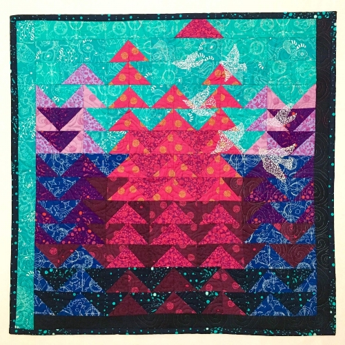 What is a Modern Impressionist Quilt? — String and Story : impressionist quilts - Adamdwight.com
