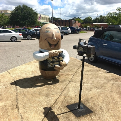 Dothan is the Peanut Capital of the World