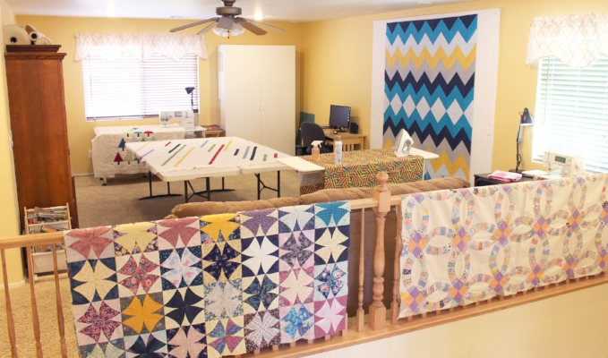 Christa's Sewing Room