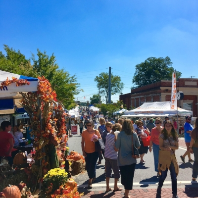 A booming turnout for this annual Norcross celebration