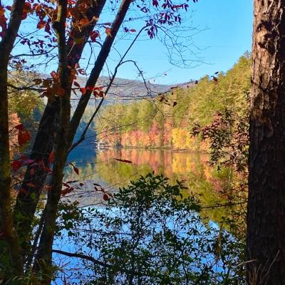 Lake Rabun Georgia