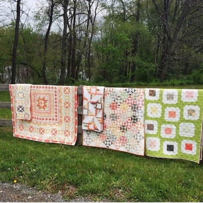 Quilts quilts quilts!
