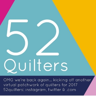 The 52 Quilters Project- An Interview with Organizer Chris Webb