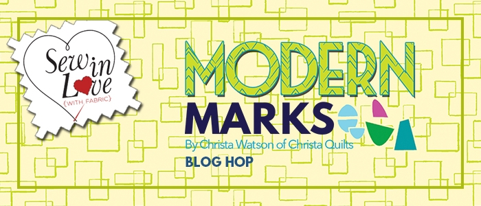 Modern Marks Blog Hop with HollyAnne Knight of String and Story