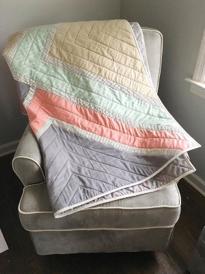 FriYAY Friends: An Interview with Michelle Collins of Meesh Quilts