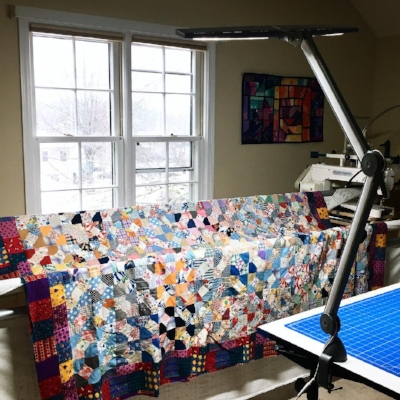 Sewing Room Light with HollyAnne Knight of String & Story
