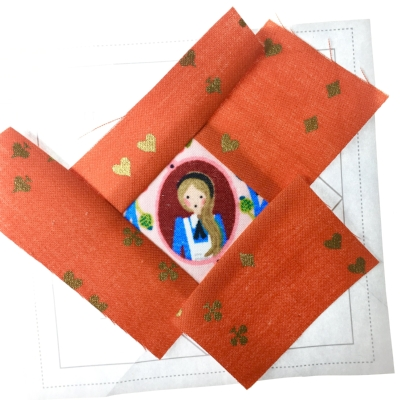 How to Foundation Paper Piece with HollyAnne Knight of String & Story