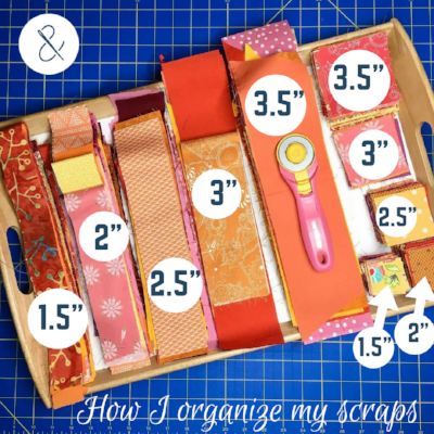 How to Organize and Store Scraps with HollyAnne Knight of String & Story