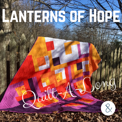 Lanterns of Hope QAL, Pattern by HollyAnne Knight of String & Story